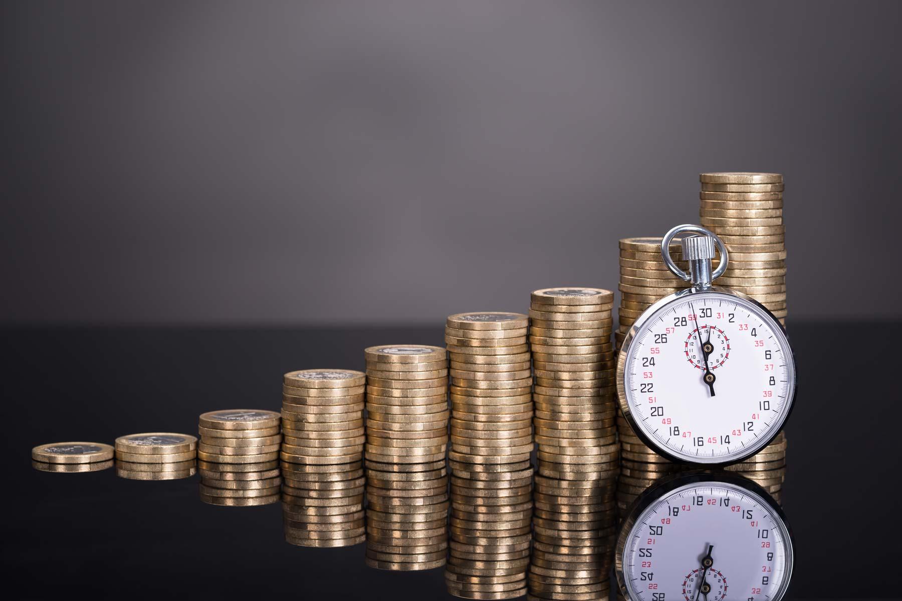 marketing interactive - time is money web design - dallas