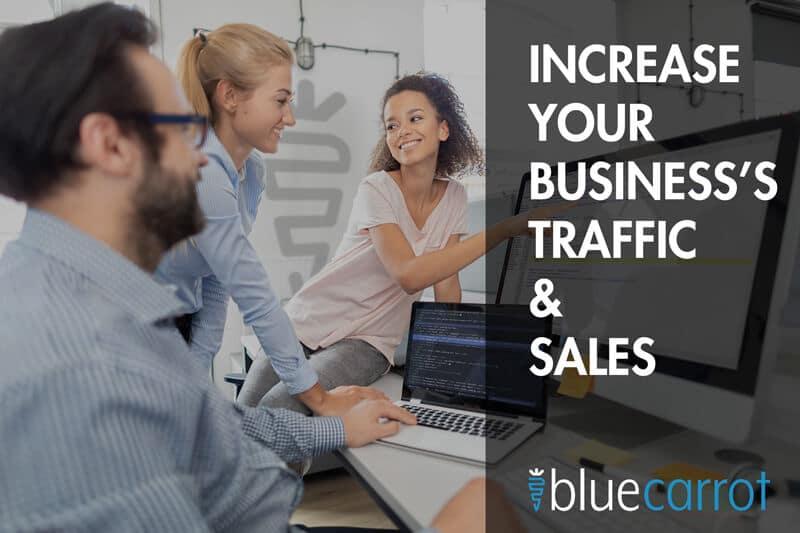 Blue Carrot Creative | Digital Marketing Agency in Frisco, TX